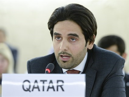Qatar Reiterates Firm Position in Support of Palestinian Issue