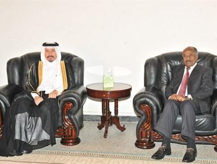 وزير الشؤون الخارجية الإرتري يستقبل سفير دولة قطر