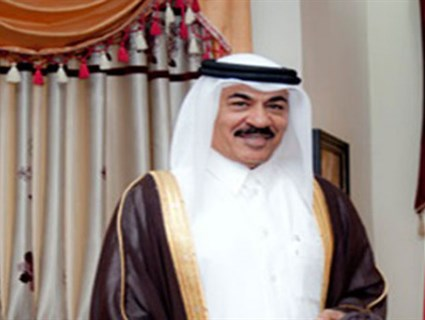 Nepalese Prime Minister Meets Qatar's Outgoing Ambassador