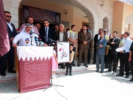 Al Emadi Reveals Qatari Efforts to End Electricity Crisis in Gaza