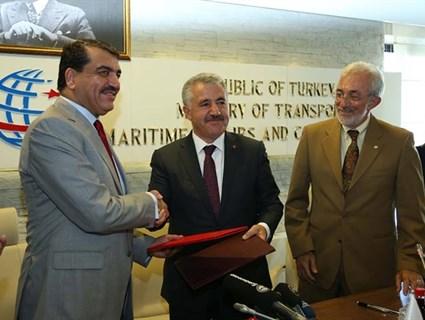 Al Khor Expressway Building Contract Singed in Ankara Worth QR 7.6 Billion
