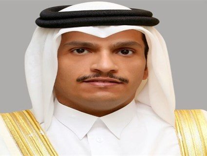 President of Turkmenistan Meets Qatar's Foreign Minister