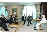 Foreign Ministry Secretary-General Meets German Delegation