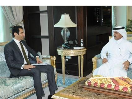 HE Secretary-General of Foreign Ministry meet Pakistan, Lebanon Ambassadors